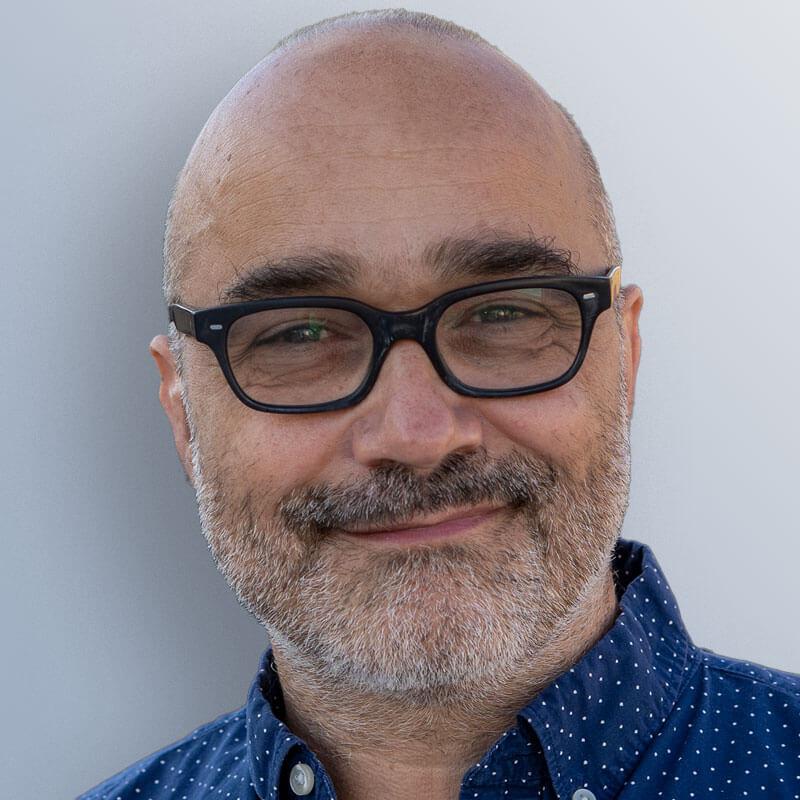 Dimitri Mugianis Bio Portrait